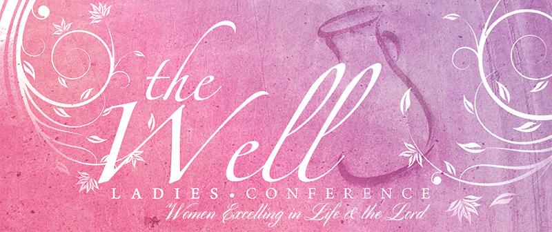 TheWell webpage header graphic